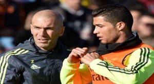 Pelatih CR7 Zidane