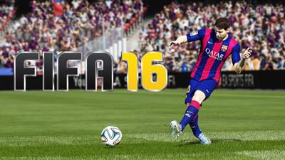 Fifa 2016 Game