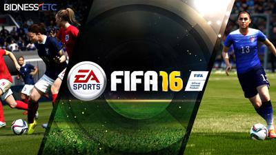 Fifa 2016 Team Wanita
