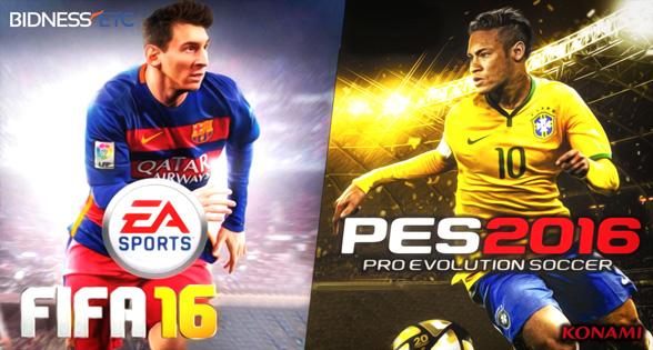 Game Fifa 2016 PEs 2016